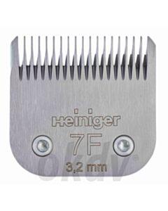 Scheerkop size 7F- 3,2 mm