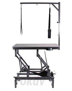 Supra elektrische trimtafel met wielhef