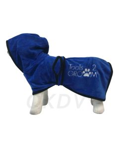 Badjas voor honden Extra Large