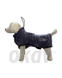 Badjas luxe voor honden Small