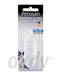 Oral Cleaner, vinger tandreiniger