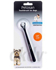 Tandenborstel, dubbele borstelkop Toy