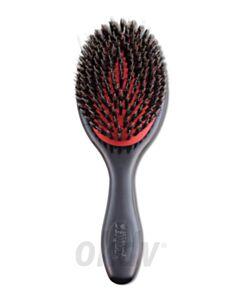 Borstel D81 Large haar & nylon