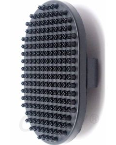 Palm pad, ovale rubber borstel