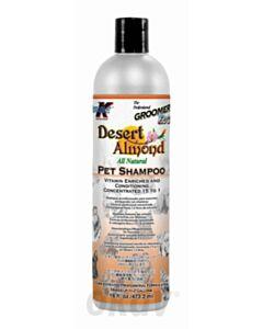 Desert Almond shampoo, universeel 473 ml