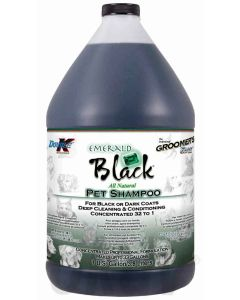 Emerald Black shampoo 1:32, zwarte vacht 3,8 ltr