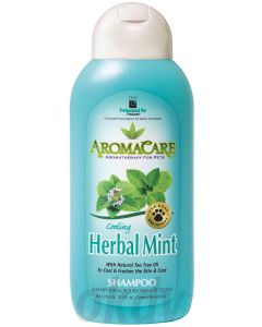 Herbal Mint shampoo 1:32, 400 ml-medicinaal