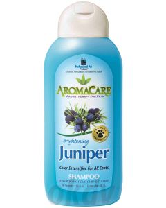 Juniper shampoo 1:32, 400 ml-witte vacht