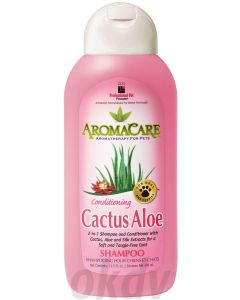 Cactus Aloe shampoo 1:32, 400 ml-conditioning