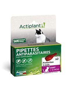 Eco Spot kat +12 maanden - 2 pipetten