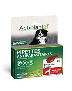 Eco Spot hond +30 kg - 4 pipetten